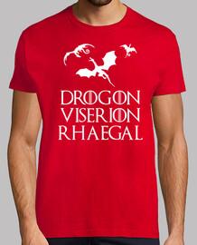 Drogon, Viserion, Rhaegal
