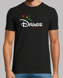 drogues disney - blanc