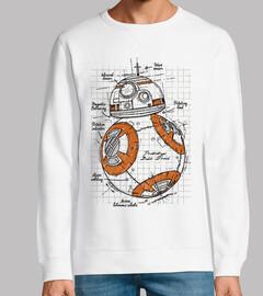 droid pro ject: orange