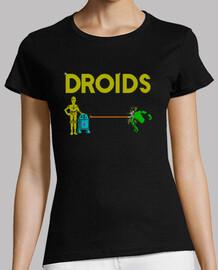 droids (woman)