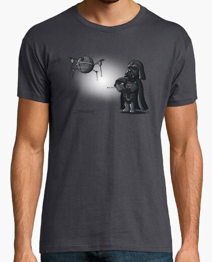 Tee-shirt drone étoiles