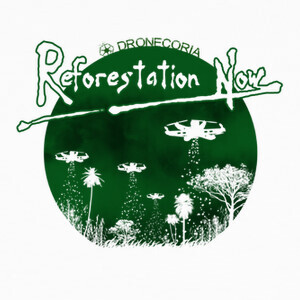 Camisetas Dronecoria Reforestation Now