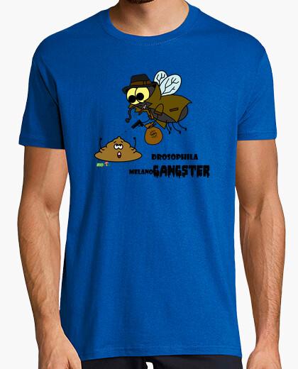 T-shirt drosophila melanogangster