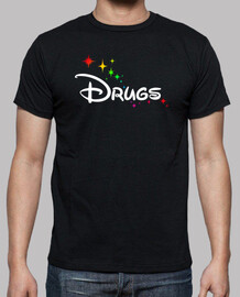 Drugs Disney - Blanco
