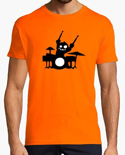 Tee-shirt drum