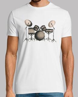 Drums - Blanco