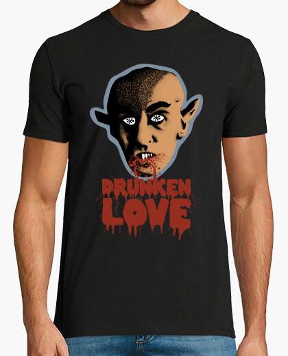 Camiseta Drunken Love