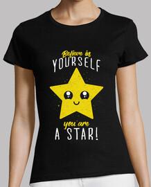 du bist ein star