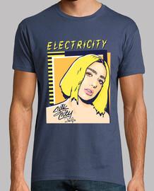 dua lipa électricité