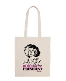 duchesse pour le président