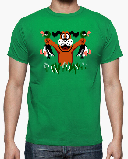 Camiseta Duck Hunt