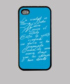 Duke Nuevo Mexico iphone cover