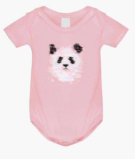 Ropa infantil dulce de la panda