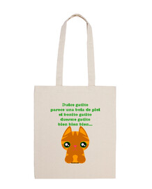 Dulce gatito  bag