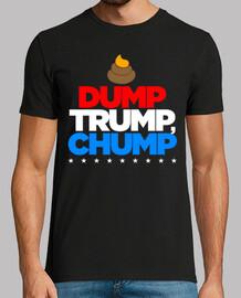 dump trump - chump