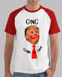 Dump Trump - Clown in Chief