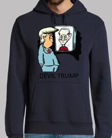 dump trump - devil trump
