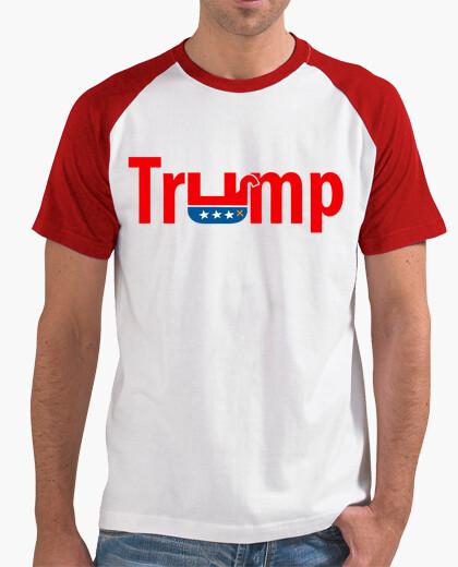 Tee-shirt dump trump - elefante muerto