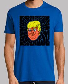 dump trump - fingers