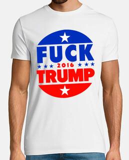 dump trump - fuck 2016