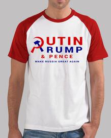 dump trump - haz rusia grande de nuevo