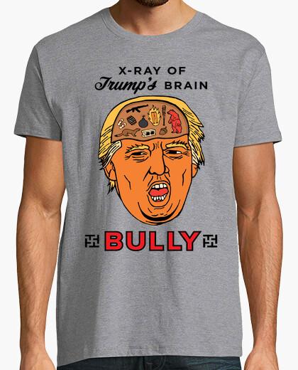Camiseta dump trump - matón