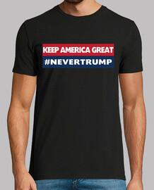 dump trump - nunca trump
