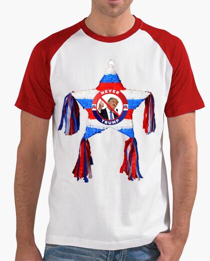 Camiseta dump trump - piñata mexicana