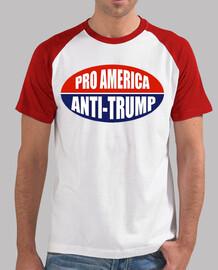 dump trump - pro america