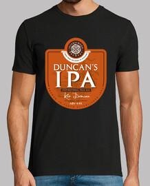 Duncans IPA beer, Escocia