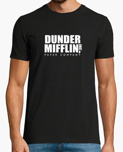 Camiseta Dunder Mifflin INC (The Office)