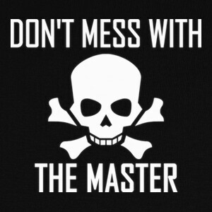 Camisetas Dungeon Master - Dnd - Dont mess