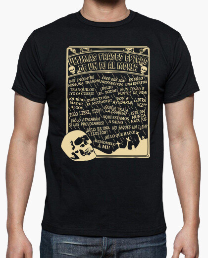 Dungeon Master Camiseta - Frases Rol