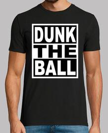 dunk la pelota