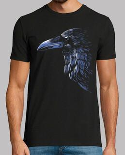 dunkle krähe