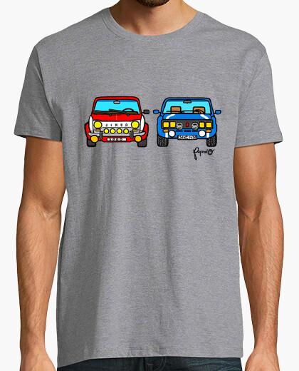 Tee-shirt duo classiques