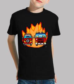 duo pompiers
