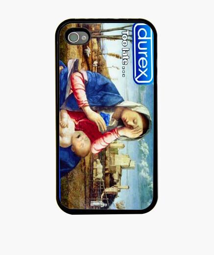 Funda iPhone Durex - Too late