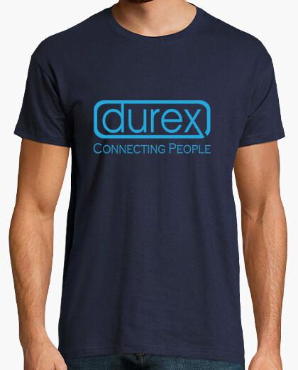 Camiseta Durex Connecting People