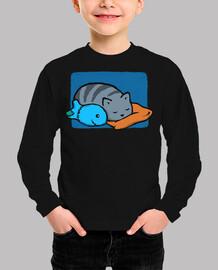 durmiendo con los peces