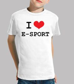 E-Sport - Gaming - Jeux Vidéo - Geek