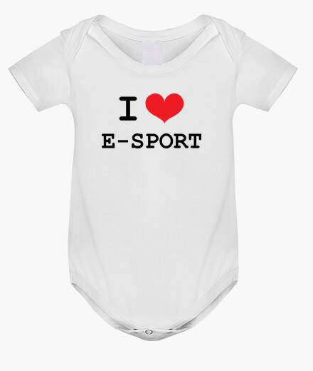 Ropa infantil e-sport - juegos - videojuegos - geek