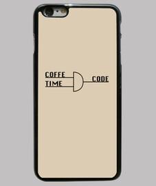 e cover iphone 6 plus, nera