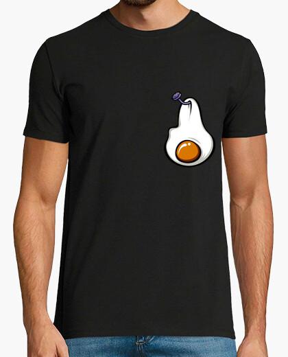 T-shirt e un uovo (ragazzi)