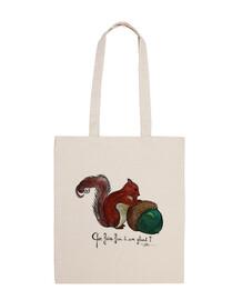 écureuil sac léger