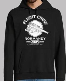 équipage de conduite normandy