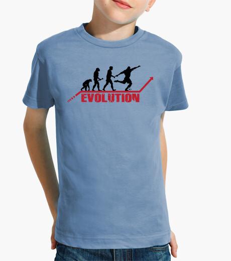 Vêtements enfant évolution