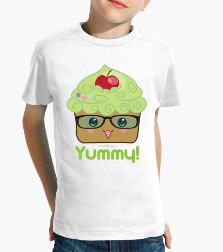 Vêtements enfant earl grey thé vert cupcake