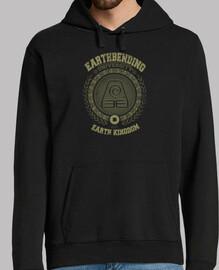 Earthbending university Jersey hombre