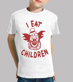 eat bambini pagliaccio da bambini